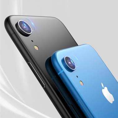 Benks Защитное стекло на камеру для iPhone XR - Soft, фото №6