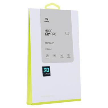 Benks Защитное стекло на iPhone 7/8 Белое 3D Comfort KR+Pro, фото №1