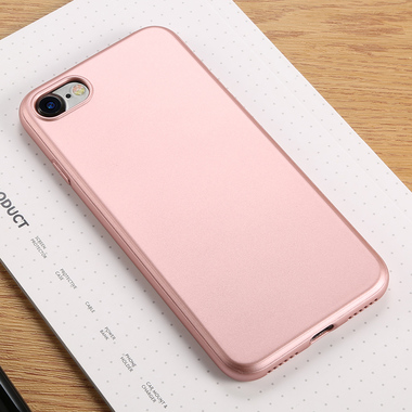 Benks чехол для iPhone 7   8 - розовый Comfort, фото №3