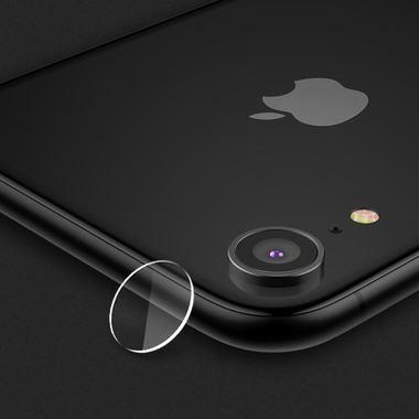 Benks Защитное стекло на камеру для iPhone XR - Soft, фото №8