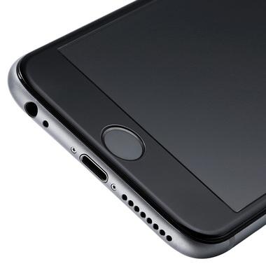 Benks Защитное стекло для iPhone 6 6S Anti Blueray Черное 3D, фото №5