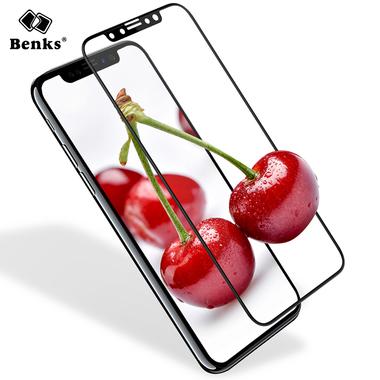 Benks KR+Pro 3D Защитное стекло на iPhone X/Xs, фото №1