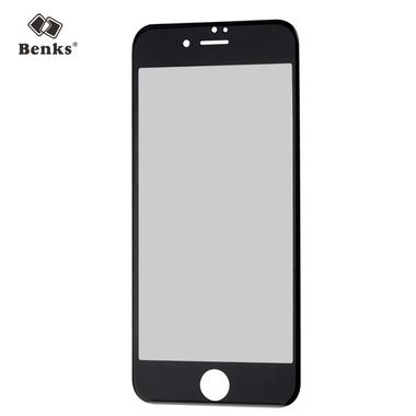 Benks 3D защитное стекло для iPhone 7 Plus - черное KR Pro, фото №3