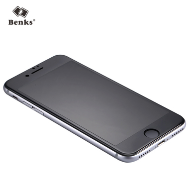 Benks 3D защитное стекло для iPhone 7 Plus - черное KR Pro, фото №2