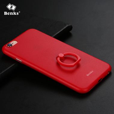 Benks чехол для iPhone 7/8 с подставкой красный, фото №1