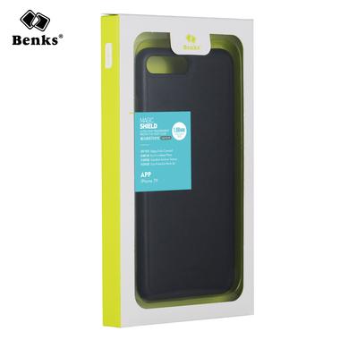 Benks чехол для iPhone 7P/8P MS Черный, фото №2
