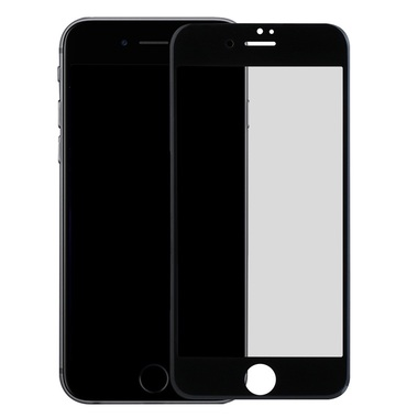 Benks 3D защитное стекло для iPhone 7 Plus - черное KR Pro, фото №1