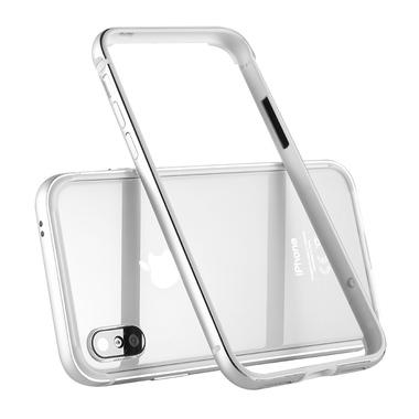 Benks Aegis бампер для iPhone X - Серый, фото №3