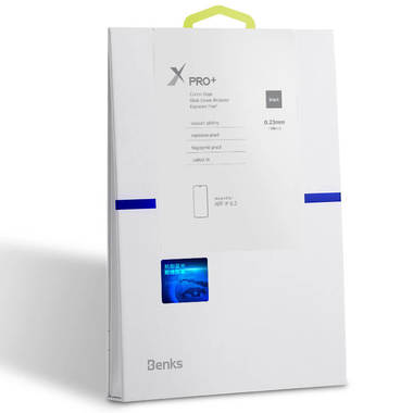 Benks Защитное стекло для iPhone Xs Max/11 Pro Max - XPro AB, фото №12