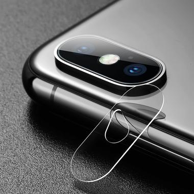 Benks Защитное стекло на камеру для iPhone X/Xs/Xs Max, фото №8