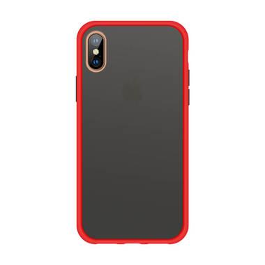 Чехол для iPhone X/Xs - красный Magic Smooth, фото №3