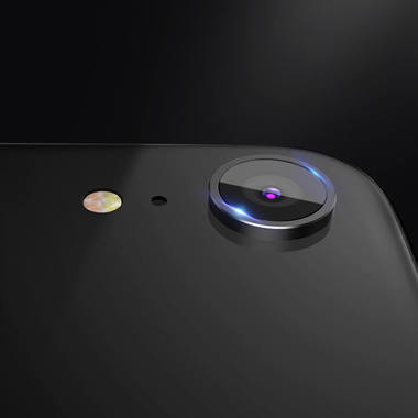 Benks Защитное стекло на камеру для iPhone XR - King Kong, фото №8