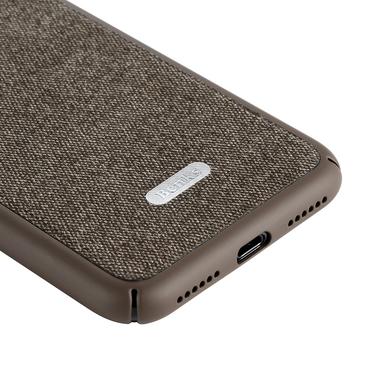 Benks Чехол для iPhone X коричневый Brownie, фото №3