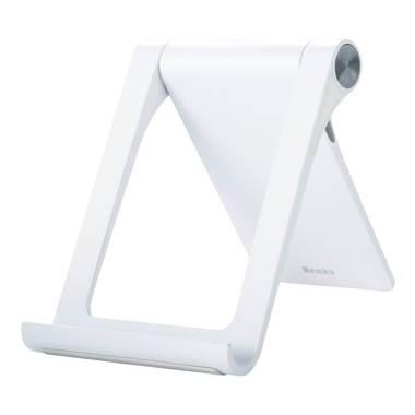 Настольная подставка для телефона - белая, фото №2