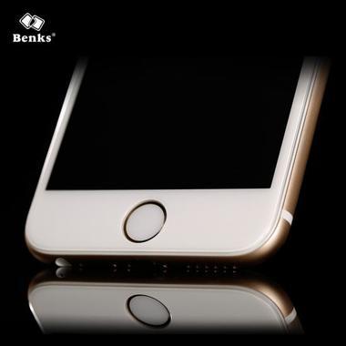Benks Защитное стекло на iPhone 6/6S XPro 3D Белое, фото №13