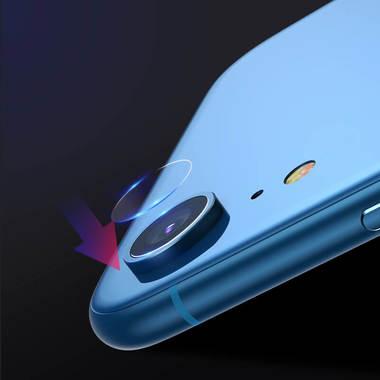 Benks Защитное стекло на камеру для iPhone XR - King Kong, фото №7