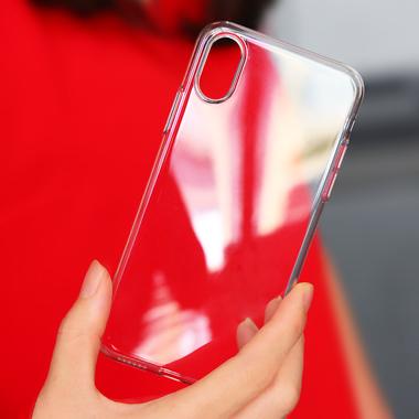 Benks чехол для iPhone X - прозрачный Pure, фото №1