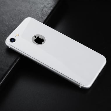 Benks Защитное стекло на заднюю панель iPhone 8 Silver, фото №1