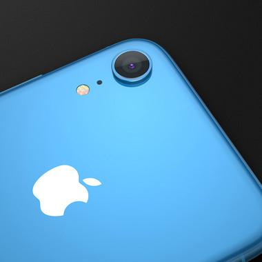 Benks Защитное стекло на камеру для iPhone XR - King Kong, фото №9