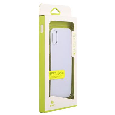 Benks чехол для iPhone X - прозрачный Pure, фото №2