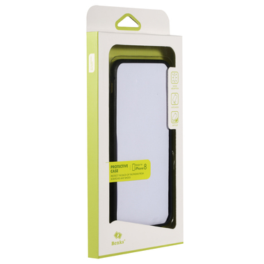 Benks бампер для iPhone X - черный Aegis, фото №3
