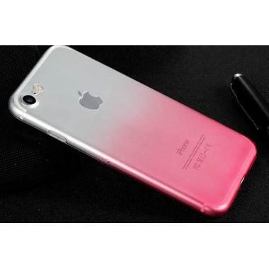 Benks градиентный чехол на iPhone 7/8 розовый, фото №1