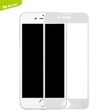 Benks 3D защитное стекло для iPhone 7 Plus - белое KR Pro, фото №2