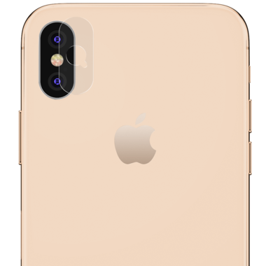 Benks Защитное стекло на камеру для iPhone X/Xs/Xs Max, фото №4
