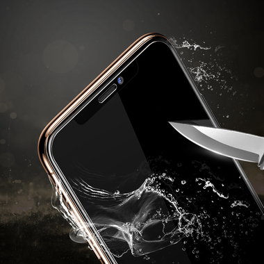 Benks KR Защитное стекло на iPhone XS/X/11 Pro - 0.15 мм (New), фото №2