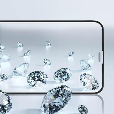 Benks VPro защитное стекло на iPhone XS Max с аппликатором, фото №8