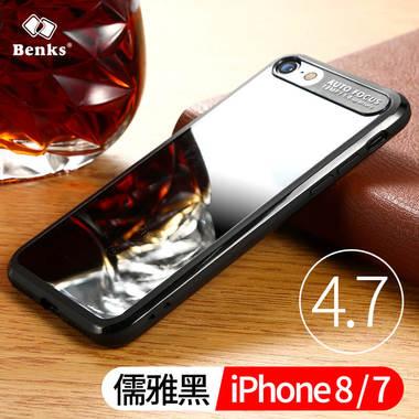 Чехол для iPhone 7/8 - черный Mochi, фото №1