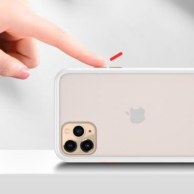 Benks чехол для iPhone 11 Pro полупрозрачный M. Smooth, фото №4