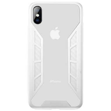 Benks Чехол для iPhone X - белый Future, фото №1