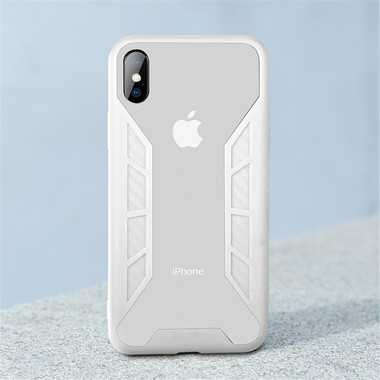 Benks Чехол для iPhone X - белый Future, фото №3