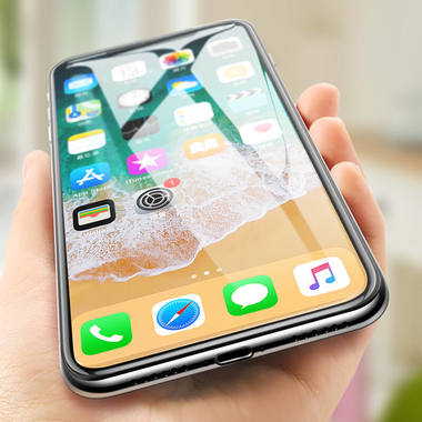 Benks Защитное стекло 3D на iPhone X/XS/11 Pro - Corning (New), фото №6