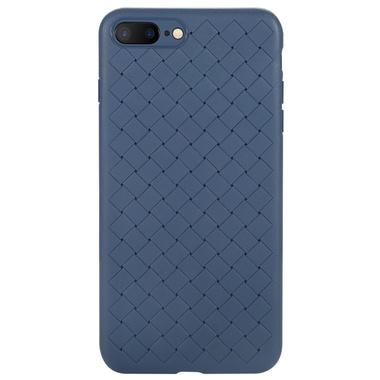 Benks чехол для iPhone 7 Plus/8 Plus серия Weaveit - синий, фото №2