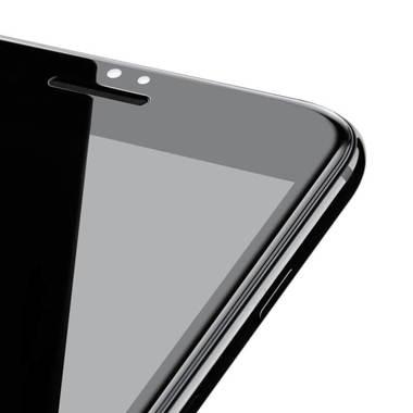 Benks Защитное стекло для iPhone 7Plus - черное 3D XPRO 0,23мм, фото №8