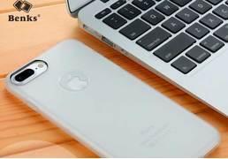Benks белый чехол для iPhone 7/8 Skin