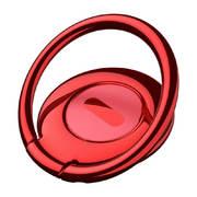 Baseus Symbol Ring Bracket - красный держатель на палец - фото 1