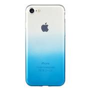 Benks градиентный чехол на iPhone 7/8 - голубой