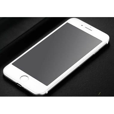 Benks Приватное затемняющее стекло для iPhone 7/8 Белое 3D KR+Pro, фото №2