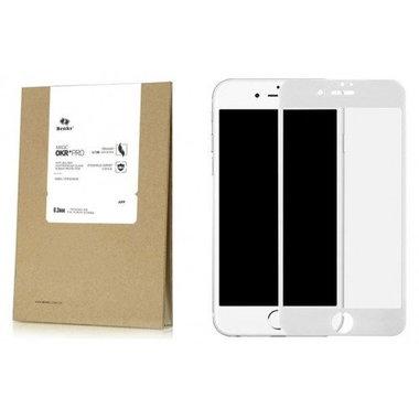 Benks защитное стекло на iPhone 7 Plus - белое OKR PRO, фото №2