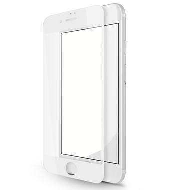 Защитная пленка 3D для iPhone 7 - Белая, фото №1