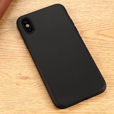 Benks Чехол для iPhone X Pudding черный, фото №2