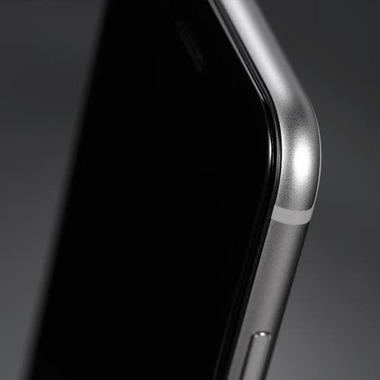 Benks Защитное стекло на iPhone 6/6S XPro 3D Черное