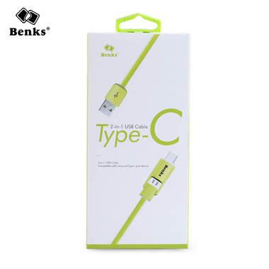 Benks переходник Micro usb - Type C, фото №3