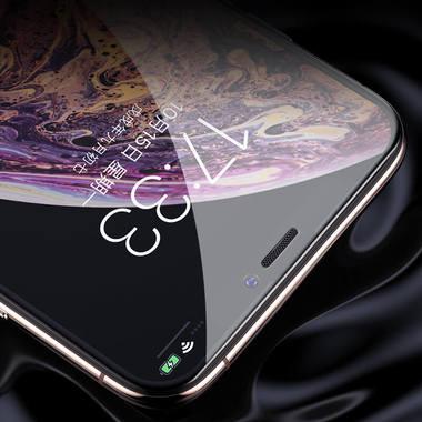 Benks VPro защитное стекло на iPhone XS Max с аппликатором, фото №5