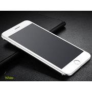 Benks Защитное стекло на iPhone 6 Plus/6S Plus белая рамка 3D King Kong