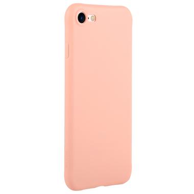 Benks чехол для iPhone 7/8 розовый серия Pudding, фото №1