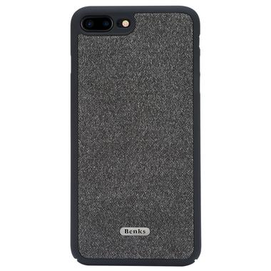 Benks чехол для iPhone 7 Plus | 8 Plus - черный Brownie, фото №1